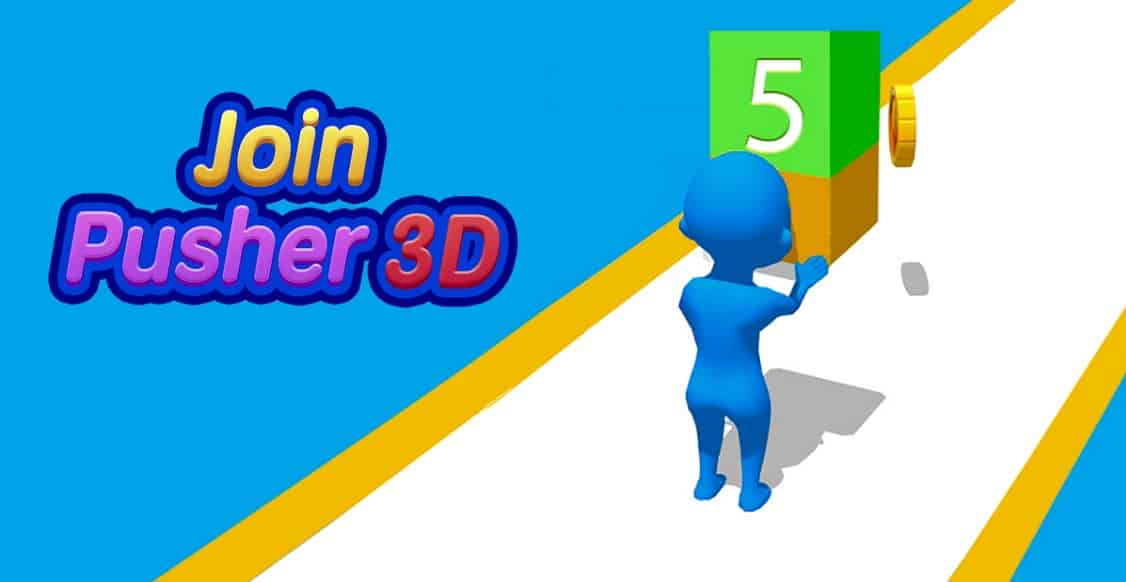 Join Pusher 3D